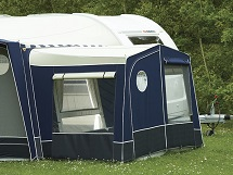 Annexes and Storage Tents