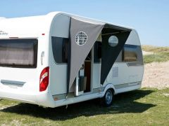Isabella Door Canopy For Caravan