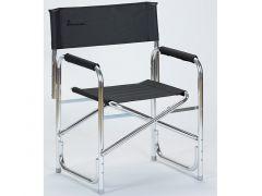 Isabella director's chair - dark grey